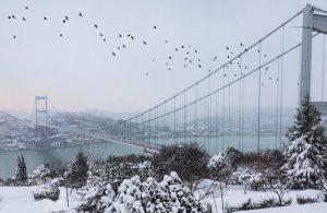 İstanbul Valiliği'nden kar yağışı uyarısı