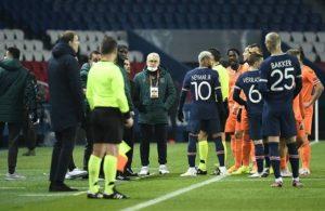 Romanya basını: PSG-Başakşehir maçı için ceza çıkmadı!