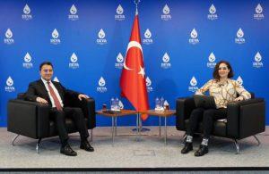 Ali Babacan: Bizi yakından izliyorlar, uykularını kaçırıyoruz