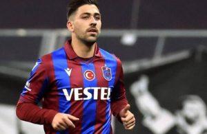 Bakasetas'a sorulan 'marş' sorusuna Trabzonspor'dan tepki