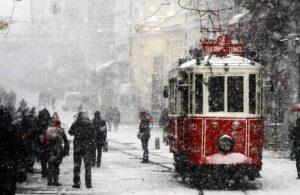 Meteoroloji'den flaş uyarı: Kar kalınlığı 30 santimi bulacak