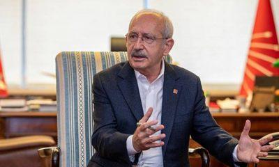 Kılıçdaroğlu: İstanbul'da bazı hakimler değiştirildi, yakından izliyoruz