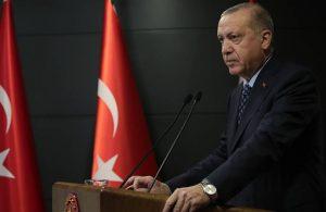 AKP'li Cumhurbaşkanı Erdoğan'a yeni danışman