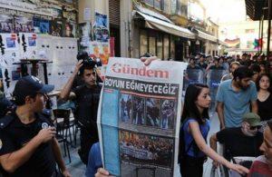 Özgür Gündem ana davasında karar: Gazetecilere 6 yıl hapis