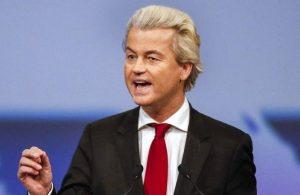 Hollandalı Wilders'in Erdoğan paylaşımına soruşturma