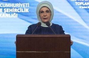 Emine Erdoğan: Torunlarım için üzülüyorum