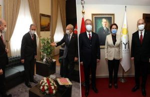 Uğuroğlu: Kılıçdaroğlu ve Akşener'in yerinde olsam Akar ve Soylu'ya kesinlikle randevu vermezdim