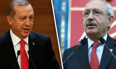 Erdoğan, Kılıçdaroğlu'na bir tazminat davası daha açtı!