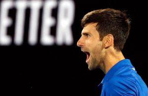 Novak Djokovic Avustralya Açık'ta 8'inci kez finalde