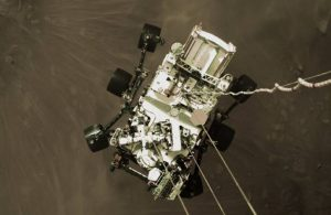 Mars'a giden aracın kamerası Boğaziçi'nden