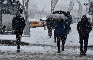 Meteoroloji'den çok sayıda il için sarı kodlu uyarı