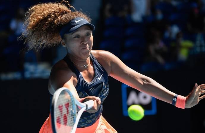 Avustralya Açık'ta zafer Naomi Osaka'nın