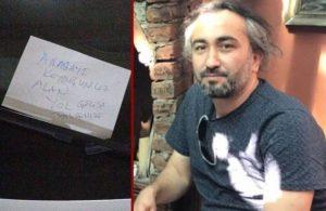 Savcının aracına not bıraktığı için gözaltına alınan yurttaştan 'silecek' iddiasına yanıt