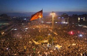 Gezi Parkı davasında 8 sanık hakkında yurt dışı yasağı!