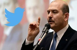 Twitter'dan Soylu'nun Boğaziçi tweet'ine Trump usulü kısıtlama
