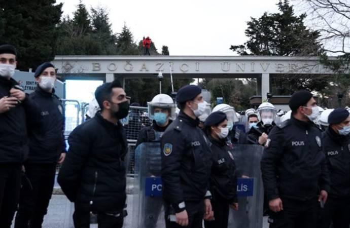 İstanbul Valiliği'nden Boğaziçi Üniversitesi'ndeki gözaltılara ilişkin açıklama