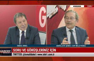 Abdüllatif Şener'den Erdoğan'ın 'Ay'a gidiyoruz' sözlerine olay yanıt – HABERE DOĞRU
