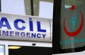 Asansör boşluğuna düşen işçi ağır yaralandı