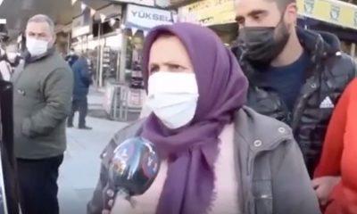 Kongrelere tepki gösteren yurttaş AKP'nin yaptığını öğrenince çark etti