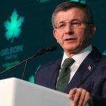 Davutoğlu: Türkiye'yi mutlak bir otoriterleşmeye götürmek istiyorlar, alet olmayın