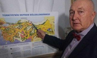 Prof. Dr. Ahmet Ercan'dan flaş deprem açıklaması: 2045