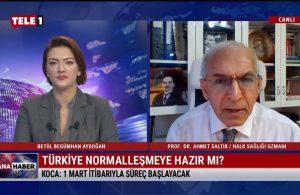 Türkiye normalleşmeye hazır mı? – TELE1 ANA HABER