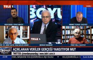 Prof. Dr. Ahmet Saltık iktidarın rakamları nasıl gizlediğini verilerle açıkladı
