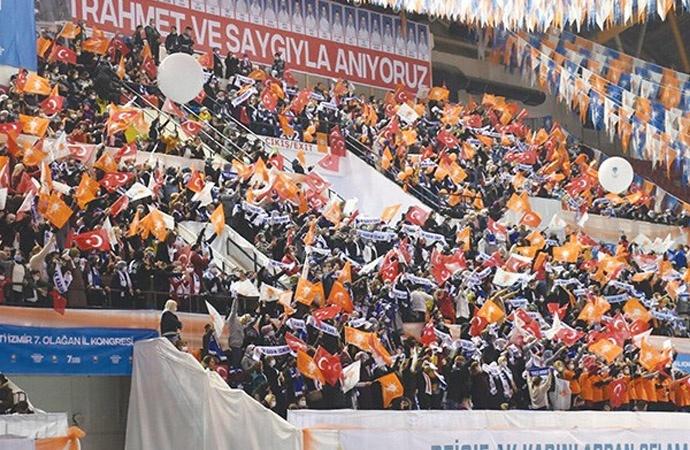 Hastaneler AKP kongresine çalıştı!