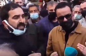 AKP'li vatandaş iktidarı eleştiren şehit çocuğuna 'hain' dedi