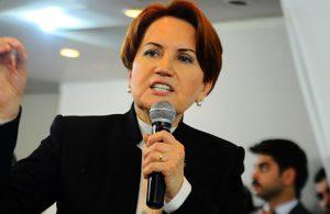 Meral Akşener ifadeye çağrıldı