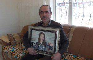 Aleyna Çakır'ın babası: Benim çocuğum toprağa gömüldü; o kişinin de cezaevinde çürümesini istiyorum
