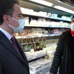 Ali Babacan'a dert yanan esnaf: Çok zor durumdayız, gırtlağa kadar geldi