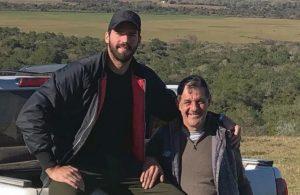 Liverpool'un kalecisi Alisson Becker'in babası boğularak hayatını kaybetti