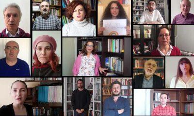 Ankara Üniversitesi akademisyenlerinden Boğaziçi direnişine destek