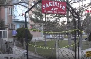14 kişi koronavirüse yakalandı, 98 kişinin yaşadığı apartman karantinaya alındı