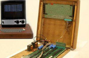 Apple'ın ilk bilgisayarı satışta: Fiyatı dudak uçuklatıyor