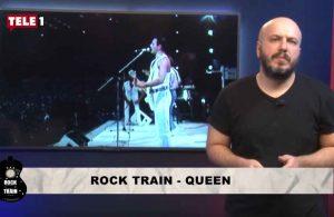 Rock Train'in bu haftaki durağı, efsanevî rock grubu Queen – ROCK TRAİN
