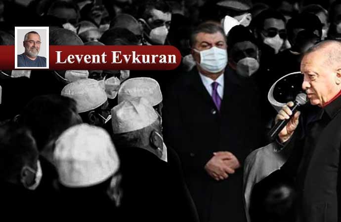 Senin hiç cenazesine gidemediğin kardeşin oldu mu Dr. Fahrettin Koca?
