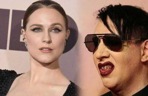 """Artık susmayacağım dedi… """"Marilyn Manson, beni yıllarca korkunç şekilde taciz etti"""""""