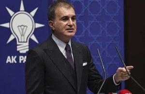 AKP'den ABD'nin 'Boğaziçi' çıkışına sert tepki