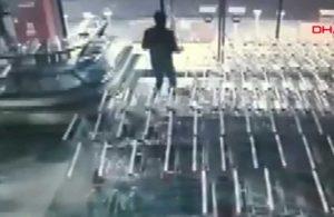 200 bin lira bulunan kasayı çaldılar: Soygun anı saniye saniye kaydedildi