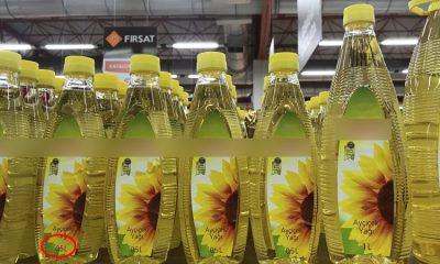Yüzde 60 zamlanan ayçiçek yağı, yarım litrelik ambalajlarda satılmaya başladı
