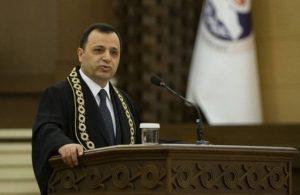 AYM Başkanı Arslan'dan Şentop'a 'Berberoğlu' yanıtı