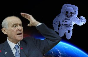 Uzay Ajansı Başkanı: Bahçeli'nin önerdiği Cacabey ismi olmaz, çünkü…