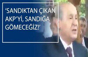 Bahçeli'nin yıllar önce ODTÜ'de yaptığı konuşma sosyal medyada gündem oldu