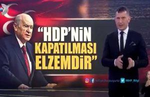 MHP Kavala ve Demirtaş'ı buzlayarak paylaştı