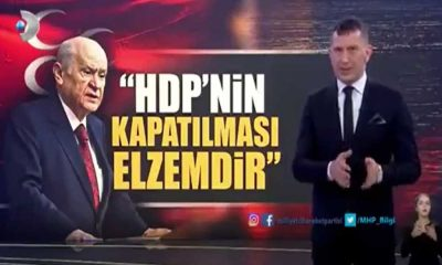 Üç kanal ana haber bülteninde, Demirtaş ve Kavala'nın görüntülerini buzladı!