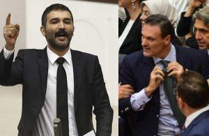 Barış Atay'dan AKP'li Alpay Özalan'a 'porsiyon' yanıtı