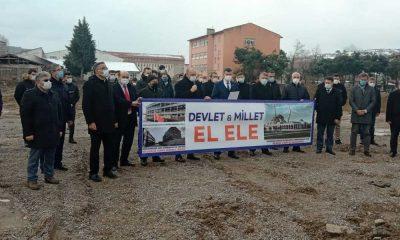 Bartın Diyanet-Sen'den külliye inşaatı açıklaması