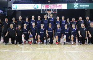 A Milli Kadın Basketbol Takımı 2021 Avrupa Şampiyonası'nda